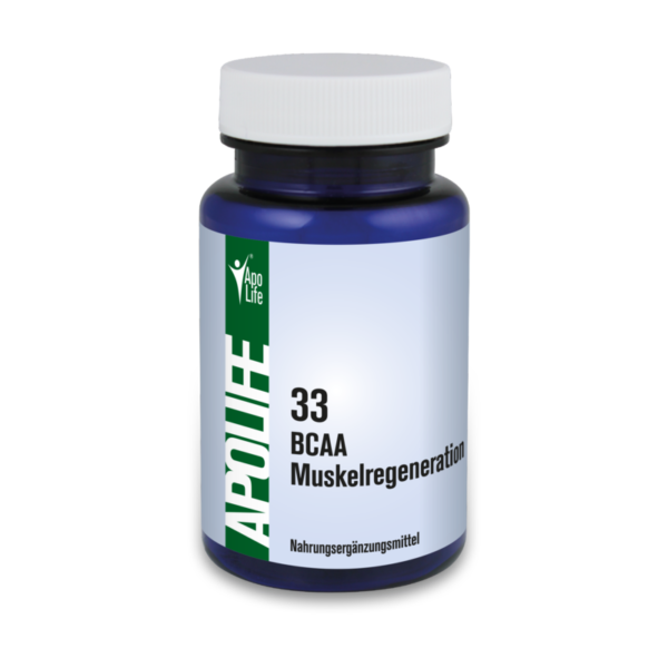 ApoLife Nr. 33 BCAA Muskelregeneration