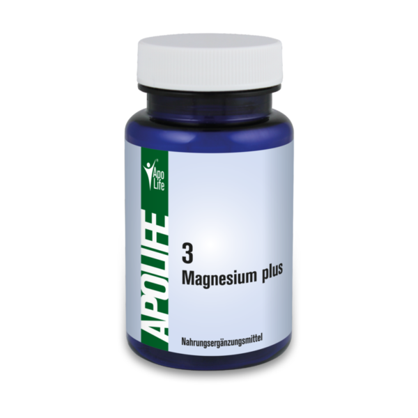 ApoLife Nr. 3 Magnesium plus